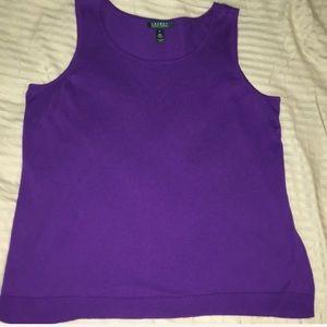 Ralph Lauren sleeveless top